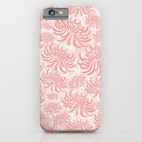 iPhone & iPod Case featuring Go Orient Chrysanthemum by Manuela