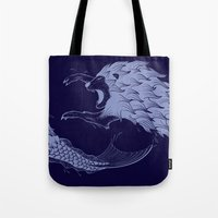Merlion Tote Bag