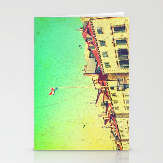 Postcards From A Better Century: Croatia Pt. 2 Stationery Card