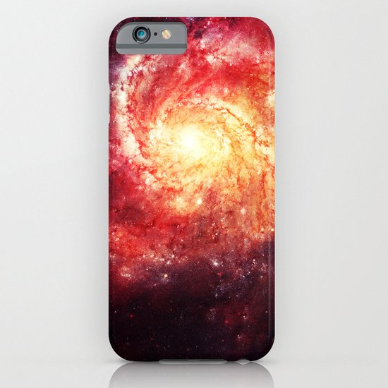The galaxy that didn't exist! iPhone & iPod Case