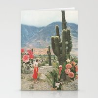 collage Stationery Cards featuring Decor by Sarah Eisenlohr
