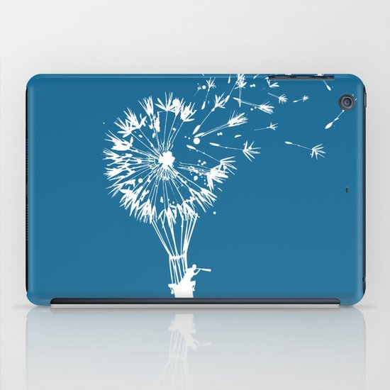 Going where the wind blows iPad Case