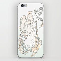 B E  F R E E  iPhone & iPod Skin