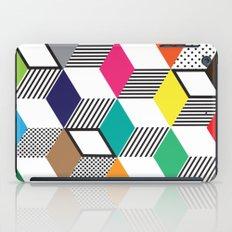 Cubes | Color iPad Case