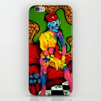 The Mannequin iPhone & iPod Skin