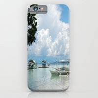 iPhone & iPod Case featuring Seaside by Feamor Tiosen