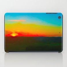 Sunset iPad Case
