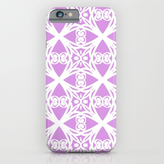 Charisma in Lavender iPhone & iPod Case