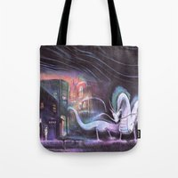 Spirited Away Tote Bag