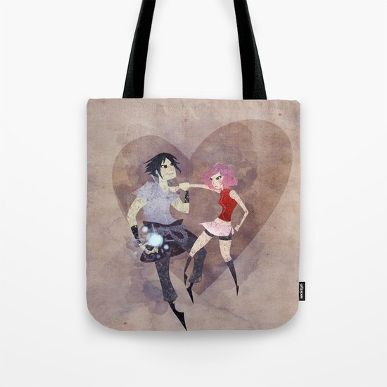 I hate to love you! Tote Bag