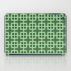 Pattern Green iPad Case