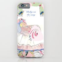 Baby Sarah sweet dreams iPhone 6 Slim Case