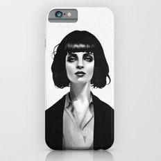 Mrs Mia Wallace iPhone 6 Slim Case
