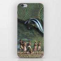 Dubious Phenomenon iPhone & iPod Skin