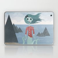 Sea Maiden Laptop & iPad Skin