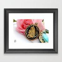 Princess Aurora  Framed Art Print