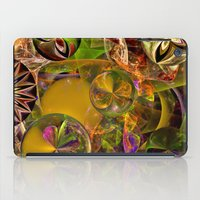 Of Diatoms And Parallel … iPad Case
