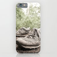 shoes for a decade, not for a year iPhone 6 Slim Case