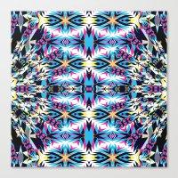 Mix #609 Canvas Print