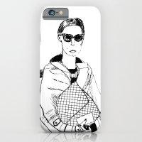 Bag Lady iPhone 6 Slim Case