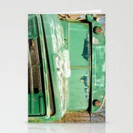 Death Bus Stationery Cards
