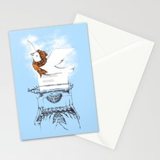 My Winter Article Stationery Cards