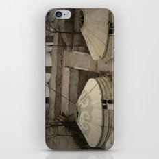 Mongolian Get-away iPhone & iPod Skin