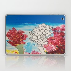 Alpinia Purpurata – Re… Laptop & iPad Skin