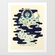 The Magician: Enchantmen… Art Print