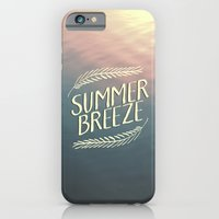 iPhone & iPod Case featuring Summer Breeze II by Galaxy Eyes
