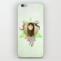 Fortress Of Nature iPhone & iPod Skin
