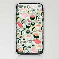 Sushi Love iPhone & iPod Skin