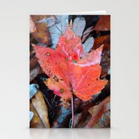Autumnal Reverie 646 Stationery Cards