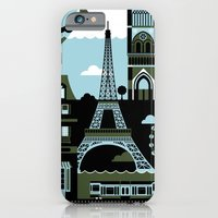 Paris iPhone 6 Slim Case