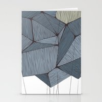 The Rock Of Humanity Stationery Cards