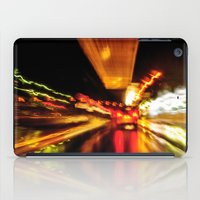 City Lights IV iPad Case