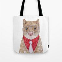 Spotted Quoll Tote Bag