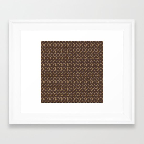 Fancy a cup of coffee? Framed Art Print