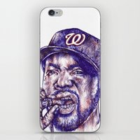 Ice Cube iPhone & iPod Skin