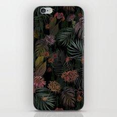 Tropical Iridescence iPhone & iPod Skin