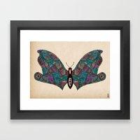 - Flyfly - Framed Art Print
