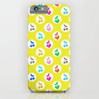 Yummy Cherries iPhone 6 Slim Case