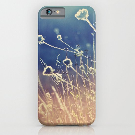 Blue and day  iPhone & iPod Case