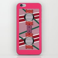 Minimalist Hoverboard iPhone & iPod Skin