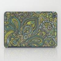 Blue safari iPad Case