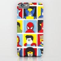 Felt Heroes iPhone 6 Slim Case
