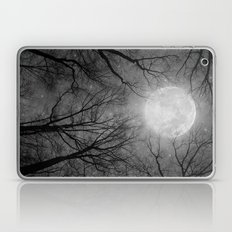 May It Be A Light (Dark Forest Moon) Laptop & iPad Skin