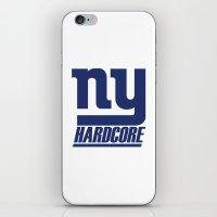 New York Hardcore iPhone & iPod Skin