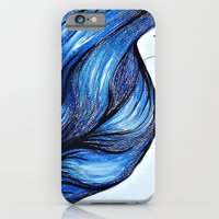 Abstract Hair iPhone 6 Slim Case