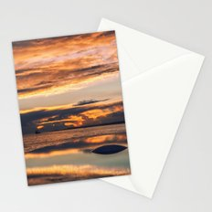 Sunset from the Champalimaud Foundation Stationery Cards
